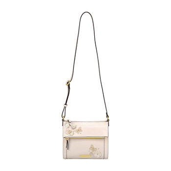 e0bc30649b Liz Claiborne Gracie East West Crossbody Bag. Add To Cart. Only at JCP.  White