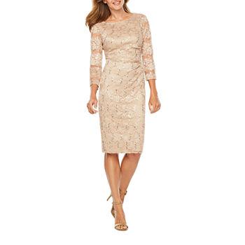 b1b8c174 Jessica Howard 3/4 Sleeve Dresses for Women - JCPenney
