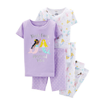 cf85bb361 Girls' Pajamas | Sleepwear for Girls | JCPenney