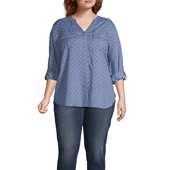 347333d2f16d1 Shirts + Tops for Women - JCPenney