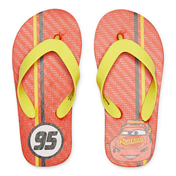 Disney Collection Cars Flip-Flops