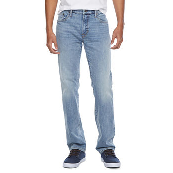 Arizona Mens Advance Flex 360 Bootcut Jean
