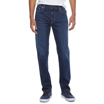 Arizona Mens Advance Flex 360 Athletic Taper Fit Jean