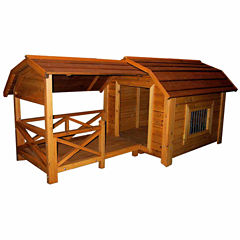 Merry Products MPL001 The Barn Dog House - Barn: 39