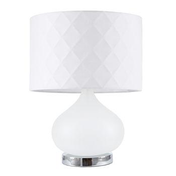 urban habitat white lighting lamps for the home jcpenney