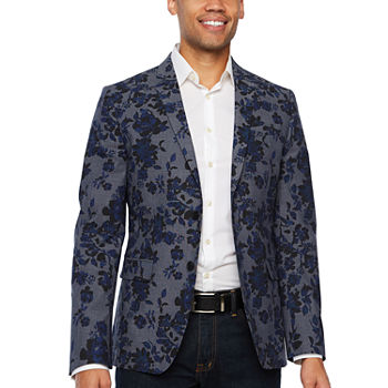 aed8f9b00efd JF J.Ferrar Black and Rose Classic Fit Sport Coat - Big and Tall. Add To  Cart. Only at JCP