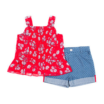 706b8289c64b Baby Girl Clothes