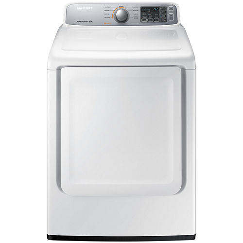 Samsung 7.4 Cu. Ft. Electric Dryer with Sensor Dry