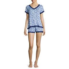 Rene Rofe Shorts Pajama Set