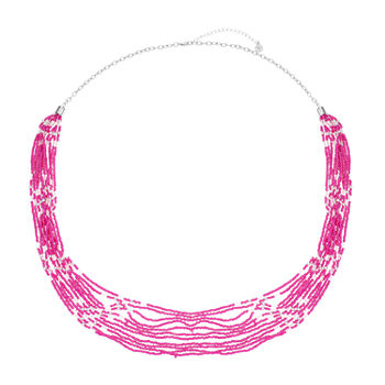 Mixit 39 Inch Cable Strand Necklace