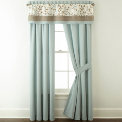 Bedroom Curtains Sheer Blackout For Bedrooms Jcpenney