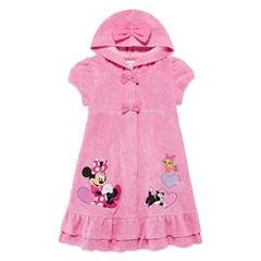 Disney Girls Minnie Mouse Dress-Big Kid
