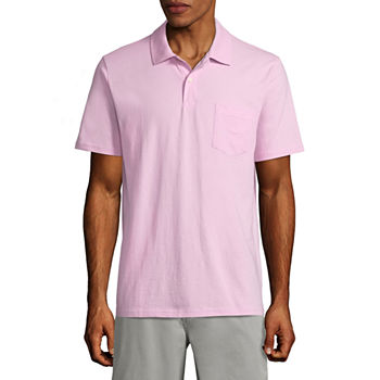 39e7d130 Polo Shirts Pink Shirts for Men - JCPenney