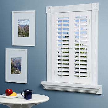 Window Shutters, Plantation, Wood & Interior Shutters - JCPenney