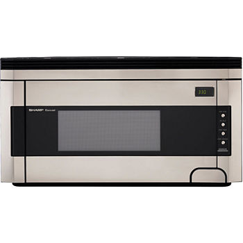 Over Range Microwave Silver Small Appliances for Appliances - JCPenney