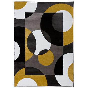 Yellow Kitchen Rugs For The Home - JCPenney