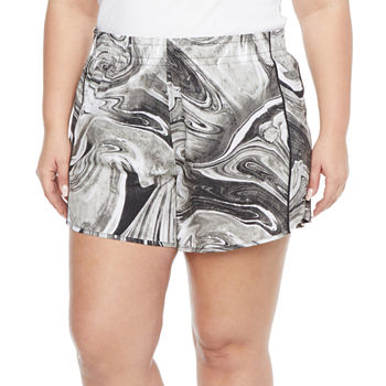 Xersion Train Womens Plus Running Short