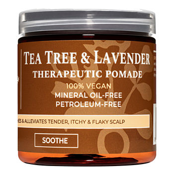 Qhemet Biologics Tea Tree & Lavender Therapeutic Pomade