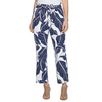 Liz Claiborne Womens Regular Fit Ankle Pant