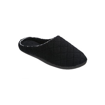 40c51c95316b Black Women s Slippers for Shoes - JCPenney