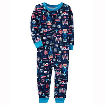 d84e35d0e Boys One Piece Pajamas Pajamas for Kids - JCPenney