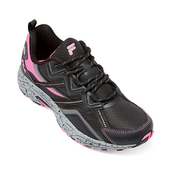 Fila Exhibition 5 Trail Womens Walking Shoes