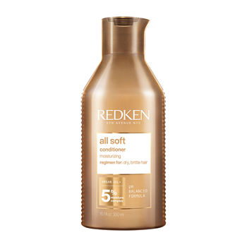 Redken All Soft Conditioner - 10.1 oz.