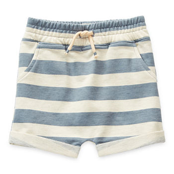Okie Dokie Baby Boys Pull-On Short