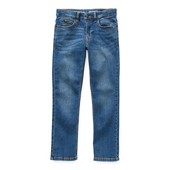 Arizona Advance Flex 360 Little & Big Boys Skinny Skinny Fit Jean