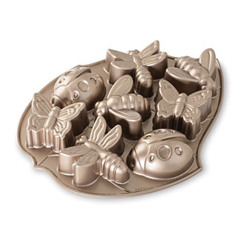 Nordicware Backyard Bugs Cake Pan
