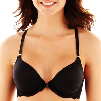418fd3aea3619 Racerback Front Closure Bras for Women - JCPenney