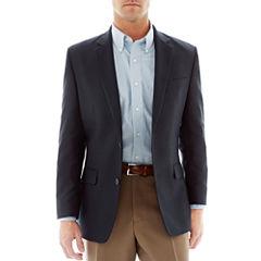 IZOD® Navy Blue Neat Sport Coat