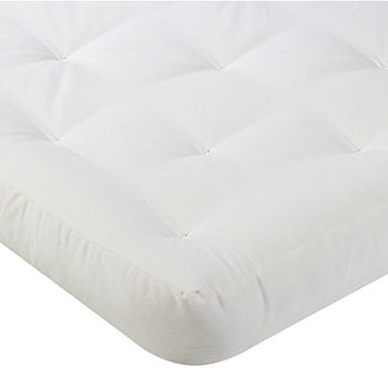 cotton mattress premium pdx futon furniture reviews wayfair serta liberty futons