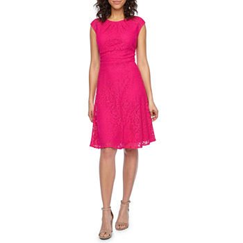 Pink Church Dresses For Women Jcpenney