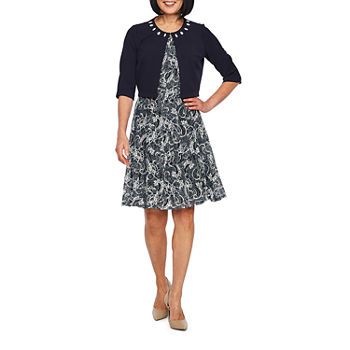 1a7ae6a27e6 Womens Jacket Dresses - JCPenney