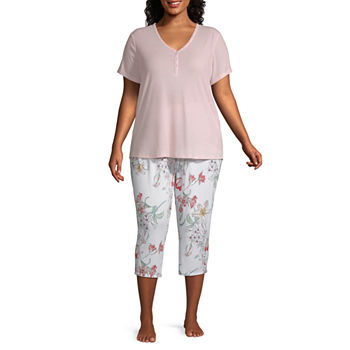 Pink Pajamas   Robes for Women - JCPenney 3a1c321e2