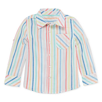 ad9f122e Easter Button-front Shirts Shop All Boys for Kids - JCPenney
