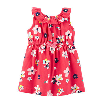 bf29bee062e Carter's Girls Sleeveless A-Line Dress - Baby