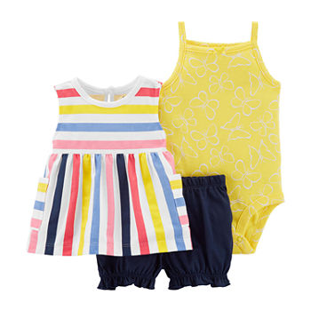 83b9ceb56 Baby Girl Clothes 0-24 Months for Baby - JCPenney