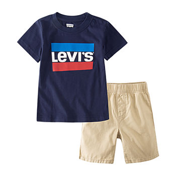 0a16f0f0 Levi's Boys Cargo Short - Toddler. Add To Cart. Few Left