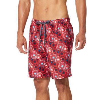 ff7e17da90 Uv Protection Red Swimwear for Men - JCPenney