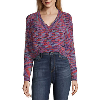 ac03bf0a Long Sleeve Sweatshirts Tops for Women - JCPenney