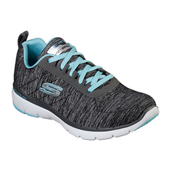 Skechers Black Women's Athletic Shoes for Shoes JCPenney