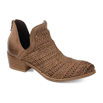 6087ed2a21d4 Booties Under  15 for Labor Day Sale - JCPenney