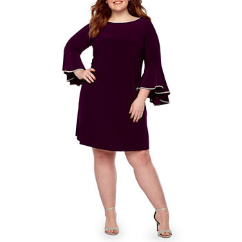 e961394640f Plus Size Dresses for Women - JCPenney