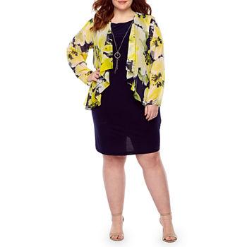 Liz Claiborne Plus Size Dresses for Women - JCPenney