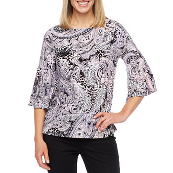 5342ca1ad7a Misses Size Blouses Tops for Women - JCPenney