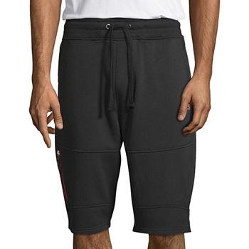 8b154c8715d Fleece Black Shorts for Men - JCPenney