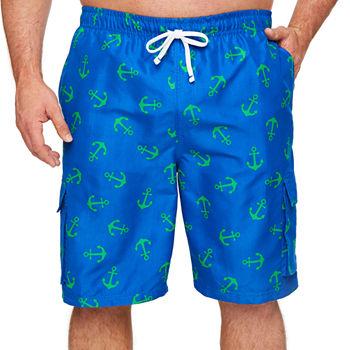 944255fe2d Swimming Trunks for Men - JCPenney