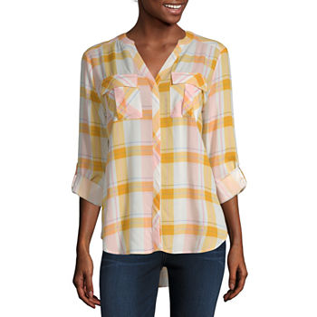 4bc1f4036f0290 A.n.a Blouses Tops for Women - JCPenney